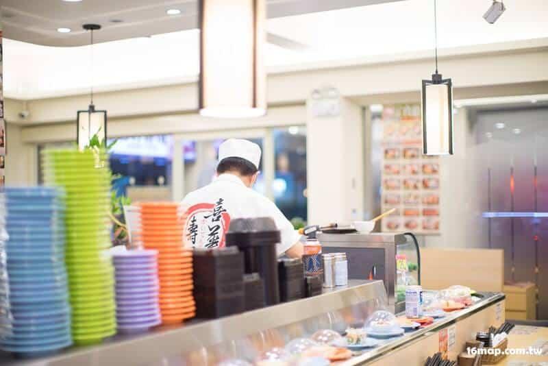 Xihua Sushi-5